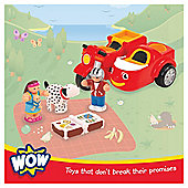 WOW Toys Motorbike Max Toy Vehicle