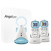 Angelcare AC401 Deluxe Movement and Sound Baby Monitor