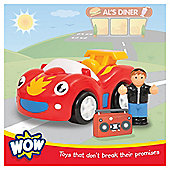 WOW Toys Fireball Frankie Toy Vehicle