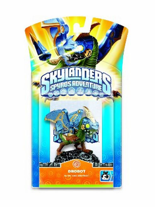 Skylanders - Single Character - Drobot