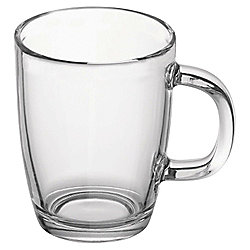 Bodum Bistro Glass Coffee Mug