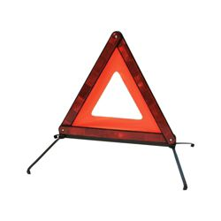 Tesco Warning Triangle