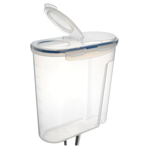 Tesco Klip Fresh 3.5L Store and Pour Food Container