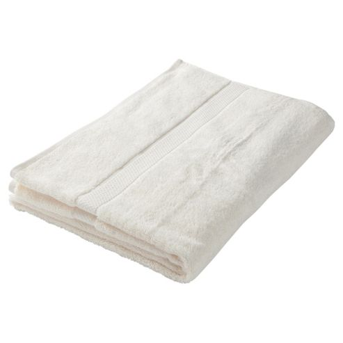 Finest Pima Bath Sheet Ivory
