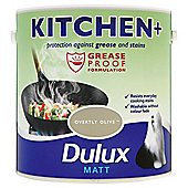 Dulux Kitchen  Matt Overtly Olive 2.5l
