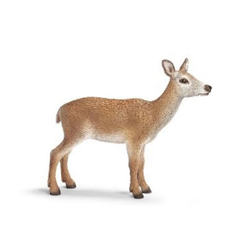 Schleich Red Deer Cow