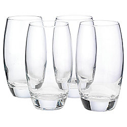 Hi-Ball Glasses, Set of 4
