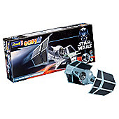 Revell Star Wars Darth Vaders Tie Fighter Easykit