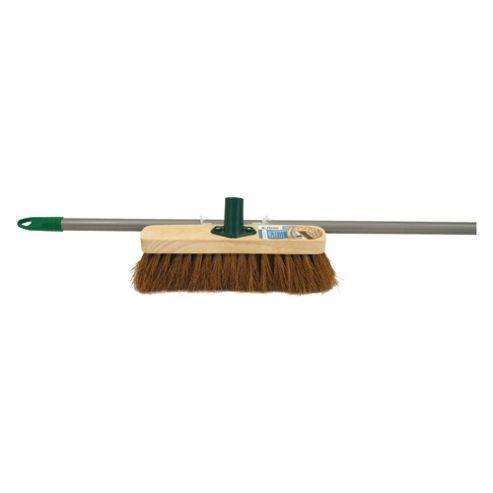 Tesco Soft Broom - Cocoa