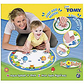Aqua Splash N Print Baby Playmat
