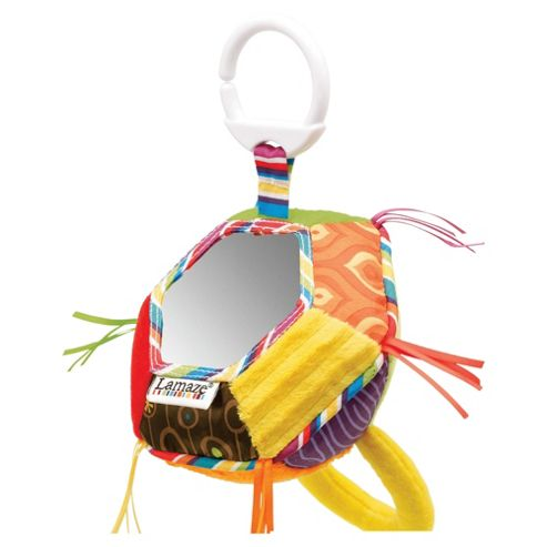 Lamaze Baby Bling Activity Diamond Baby Toy