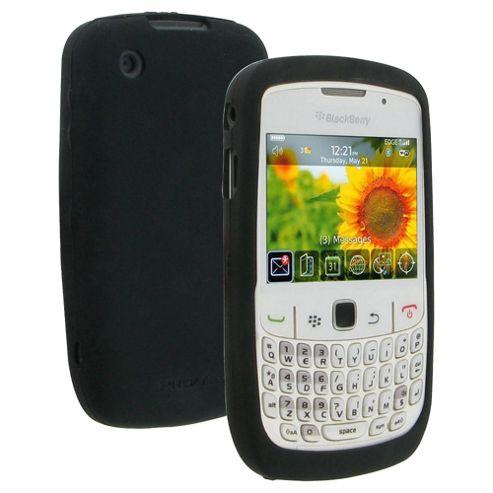 ProTec Flex Case BlackBerry Curve 8520/9300 Black