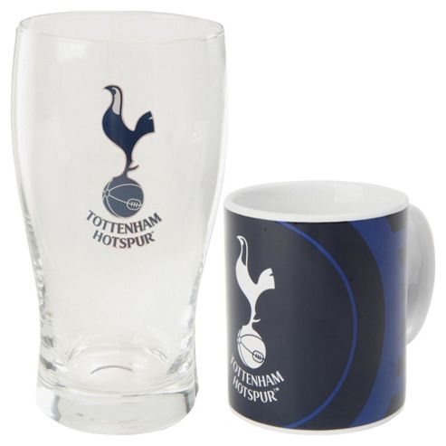 Tottenham Mug and Pint Glass