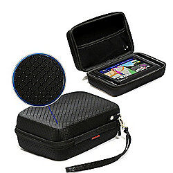 Navitech Black Hard Carry Case For The TomTom Start 25