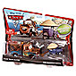 Cars 2 Character Car 2 Pack Mater + Zen Master Pitty