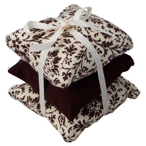 Tesco pot pourri sachets, clean linen