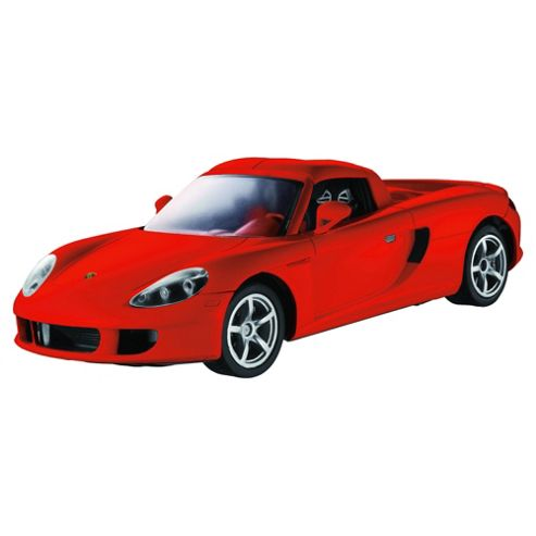 Auldey Race Tin Porshe Carrera Gt 1:16 Scale RC Toy Car