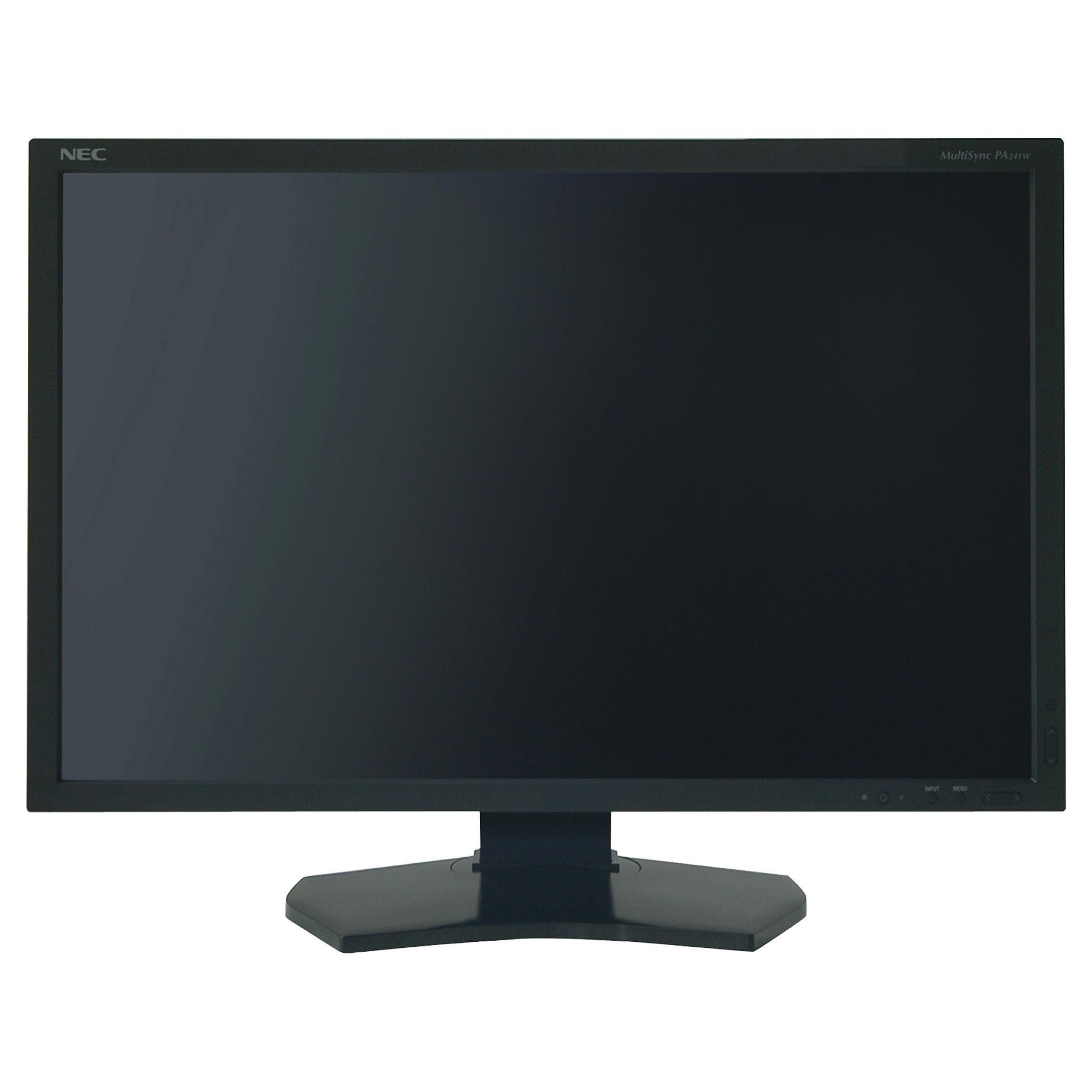 NEC PA301WB 30'' LCD Monitor Black at Tesco Direct