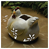 Decorative Farmyard Solar Chicken Light