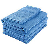 Tesco Towel Bale Royal Blue