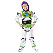 Toy Story Buzz Lightyear Fancy Dress Costume 3-4 years