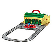 Thomas & Friends Take N Play Tidmouth Sheds Playset