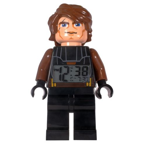 LEGO Star Wars Anakin Skywalker Alarm Clock