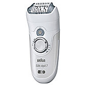 Braun 7681 Silk Epilator