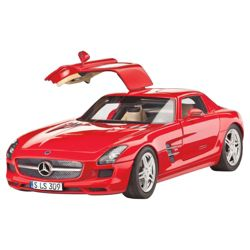 Revell Model Set Mercedes SLS Car Amg