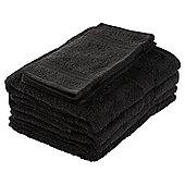 Tesco Towel Bale - Black