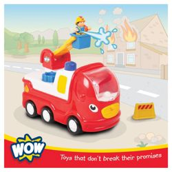 WOW Toys Ernie Fire Engine Toy Vehicle