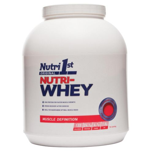 NutriWhey Protein Original Strawberry 2kg