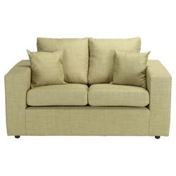 Maison Small Fabric Sofa Pistachio