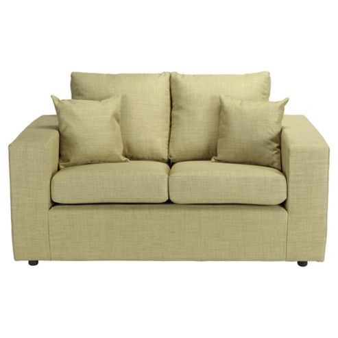 Maison Fabric Small 2 seater  Sofa , Pistachio