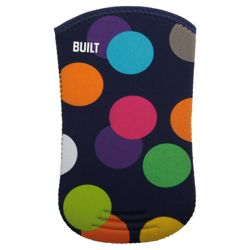 Built E-KS3-SDT case for Kindle (Keyboard 3G + Wi-Fi) , Polka Dot