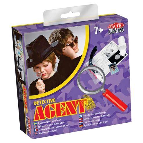 Tactic Detective Agent
