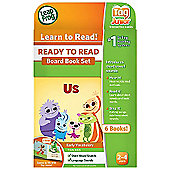 Leapfrog Tag Junior Get Ready To Read Series