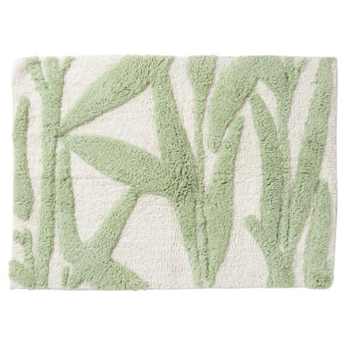 F&F Home Leaf Bath Mat