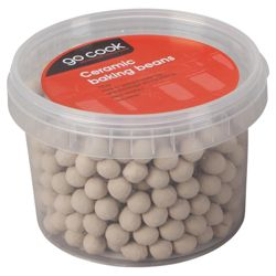 Go Cook Ceramic Baking Beans
