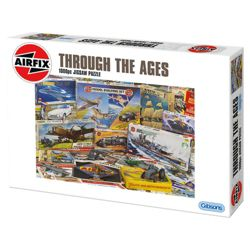 Gibsons Airfix Through The Ages 1000