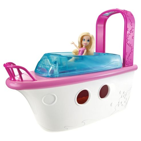Polly Pocket Party Boat