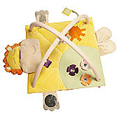 Moomba Lion & Friends Baby Playmat