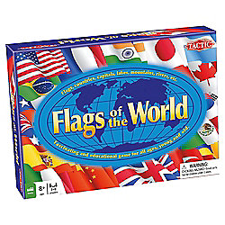 Flags Of The World Family Game