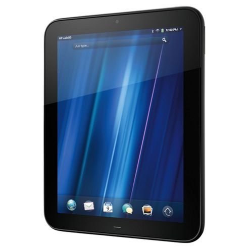 HP TouchPad Tablet (32GB, wifi) Glossy Black