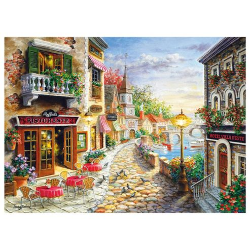 Invitation To Dine 1000 Piece Jigsaw