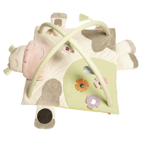 Celery Cow & Friends Baby Playmat