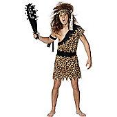Caveman - Adult Costume Size: 46-48