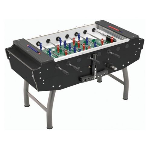 Striker Football Table Black