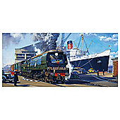 the Cunarder 636 Piece Puzzle
