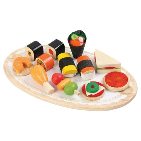 Pretend & Play Tidbits Wooden Toy